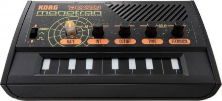 Аналоговый синтезатор Korg Monotron Delay: фото