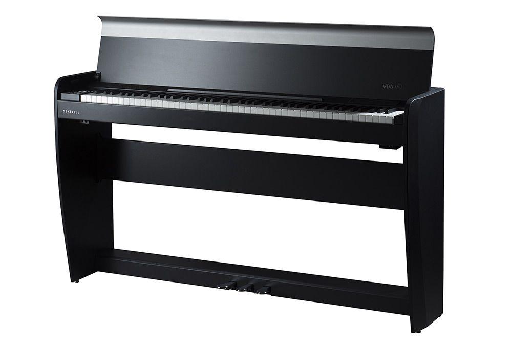 Цифровое пианино Dexibell VIVO H3 BK: фото