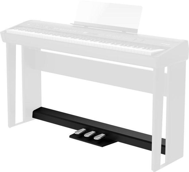 Тройная педаль для цифрового фортепиано Roland KPD-90-BK: фото